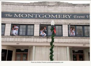 Montgomery Event Venue - Luke & Sarah
