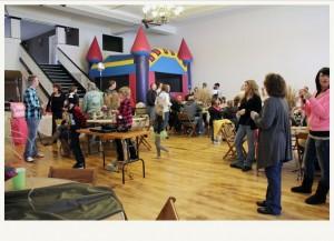 Montgomery Event Venue - Birthday Party