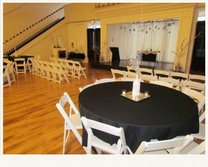 Montgomery Event Venue - Courtney