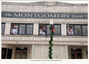 Montgomery Event Venue - Luke & Sarah