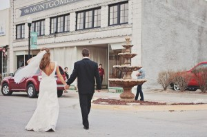Troy & Mallory - Montgomery Event Venue